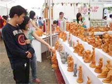 get fired up about pottery at ceramic festival travel news vietnam information